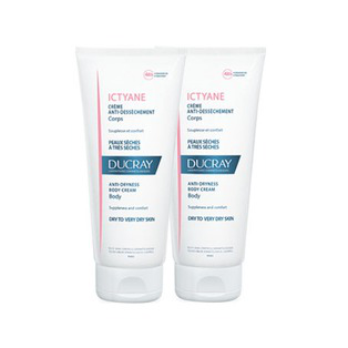 Image DUCRAY CREME HYDRATANTE CORPS 2X200ML